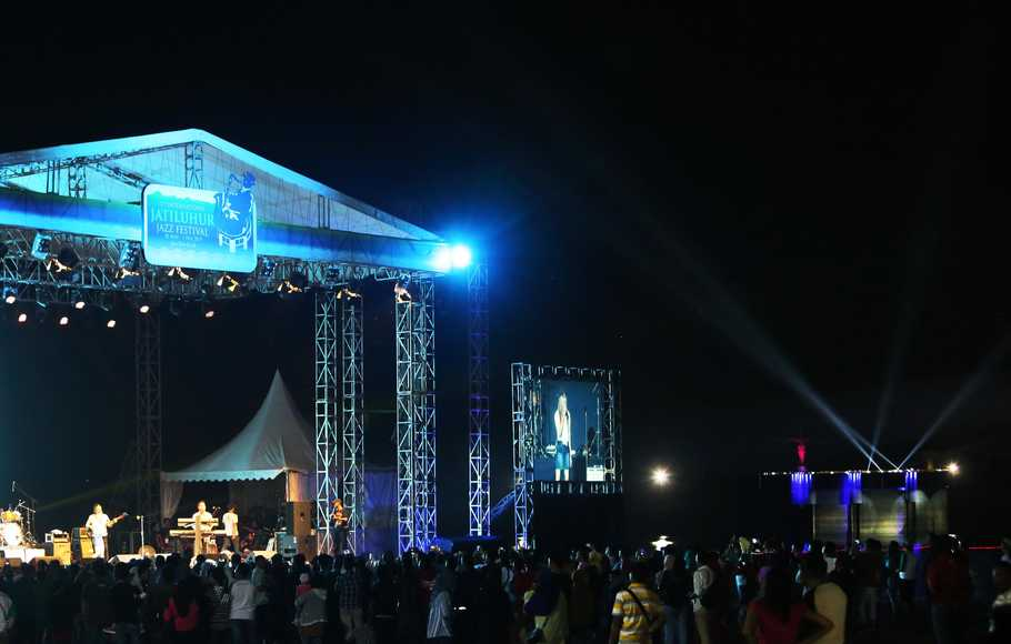 The 1st International Jatiluhur Jazz Festival