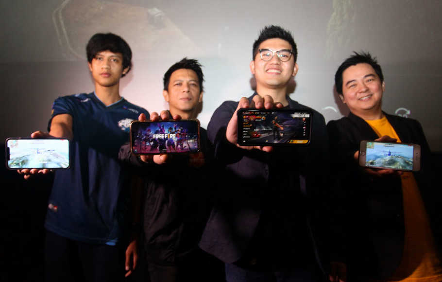 Garena Gelar Turnamen Free Fire Master League Season I