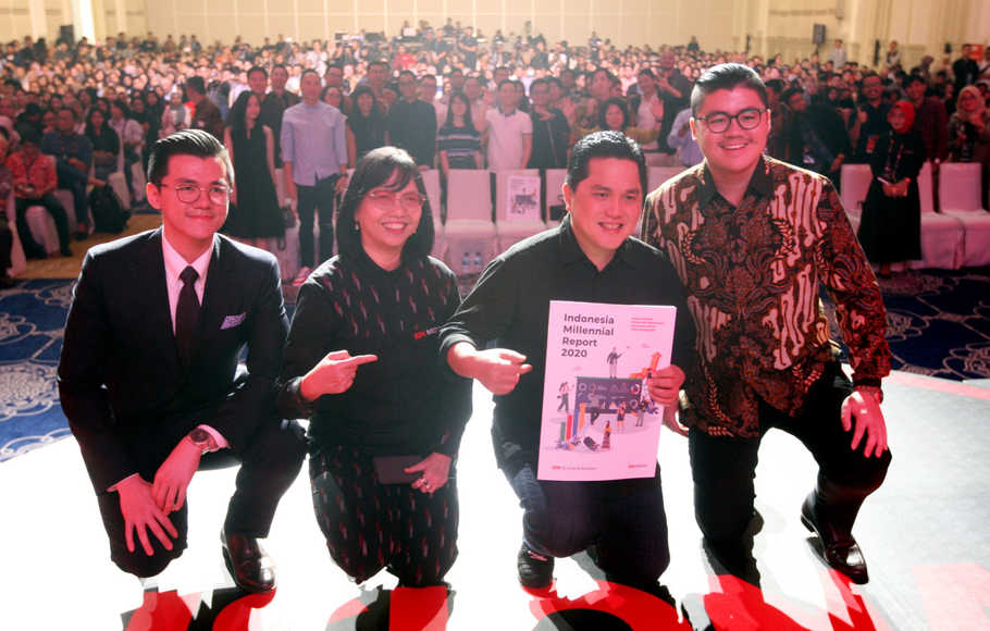 Indonesia Millenial Summit 2020