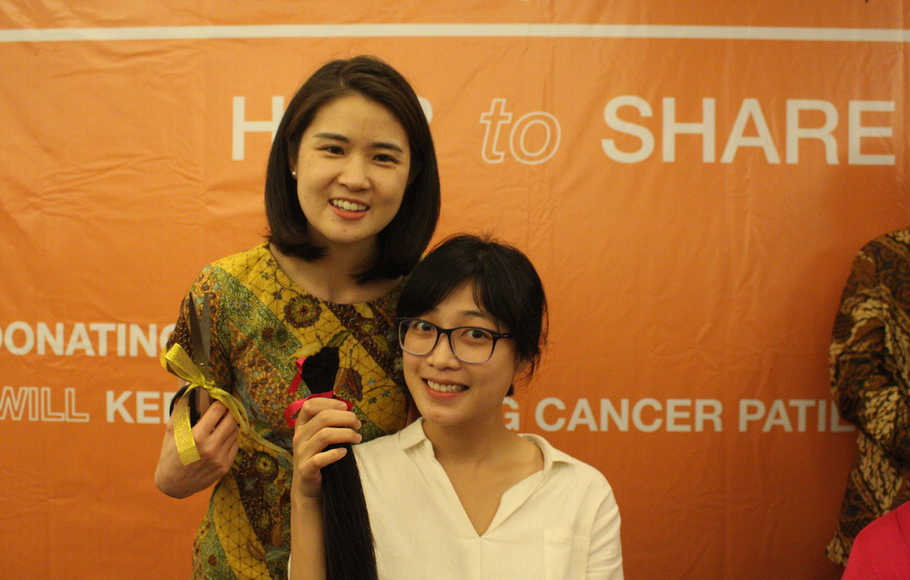 Siloam Hospitals Group Gelar Hair to Share