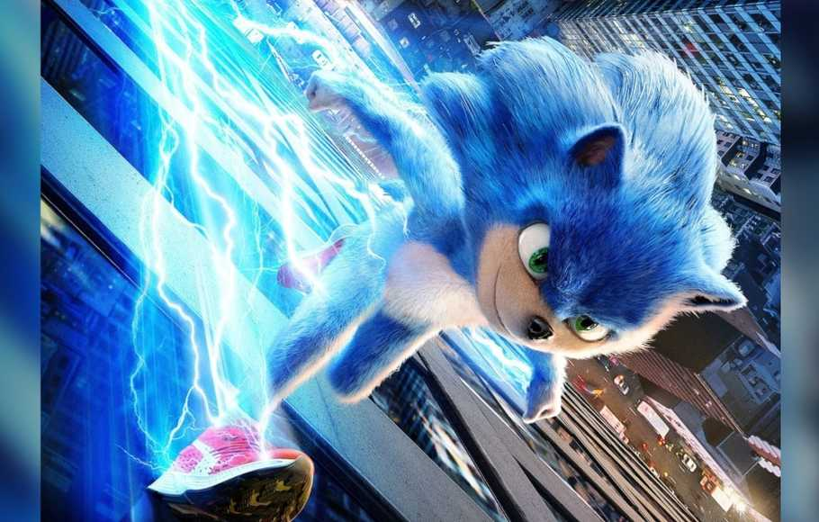 Sonic the Hedgehog Kembali Memimpin Box Office