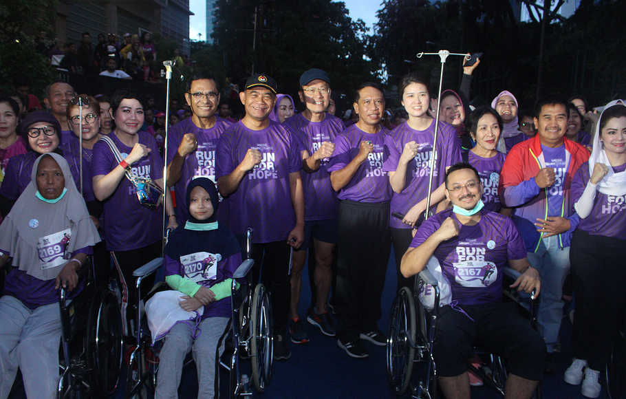 MRCCC Siloam Hospitals Gelar Run For Hope 5 K 2020