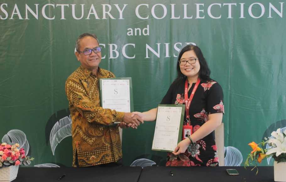 Bank OCBC NISP Fasilitasi KPR The Sanctuary Collection