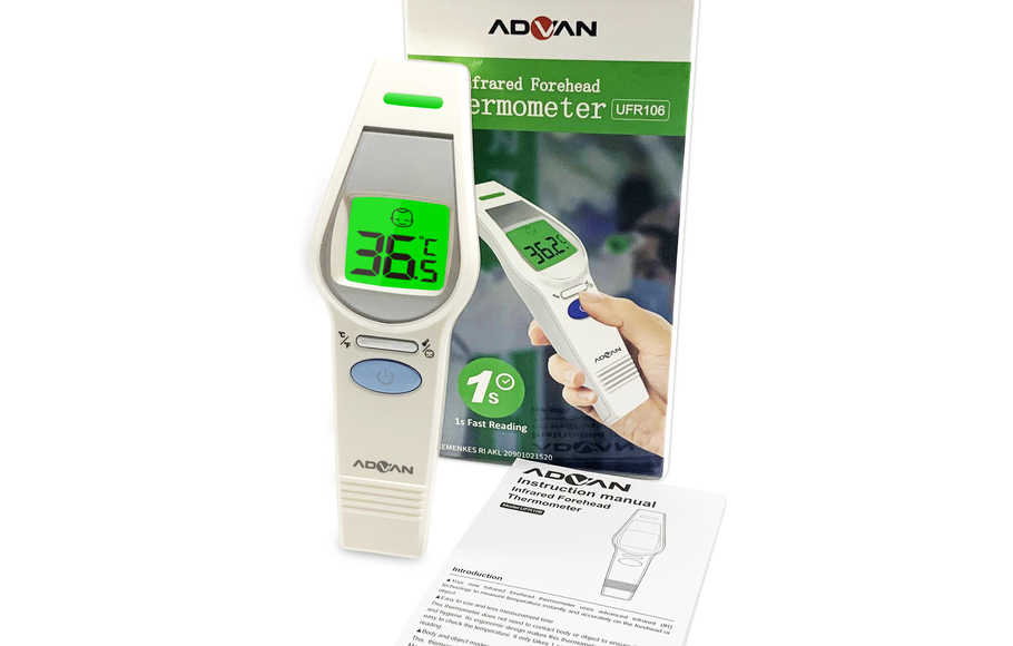 Advan Thermometer Gun.