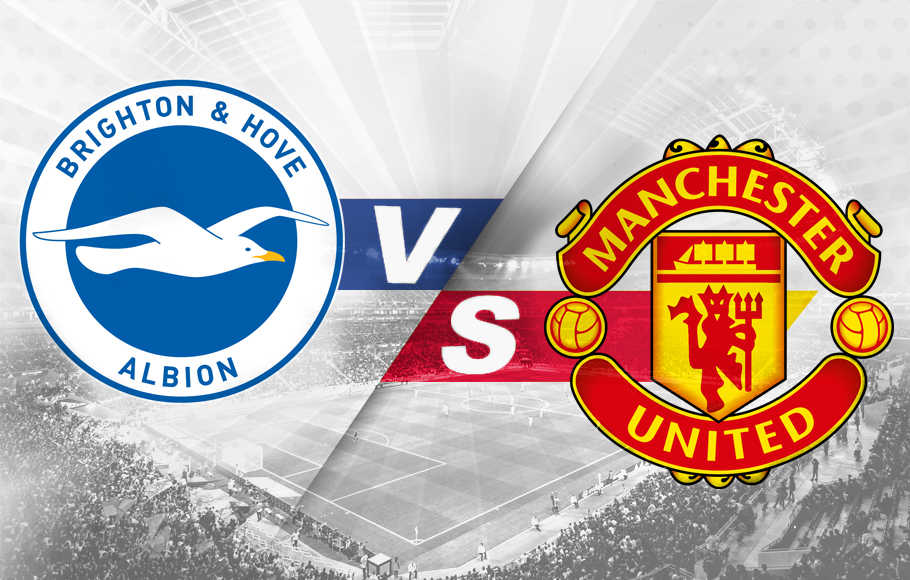 Preview Brighton vs Manchester United.