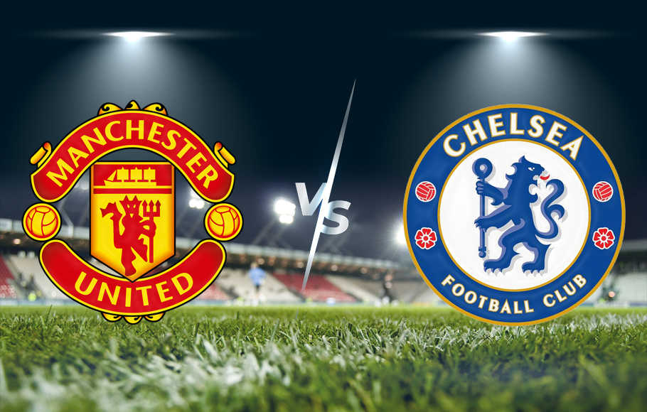 Preview Manchester United vs Chelsea.