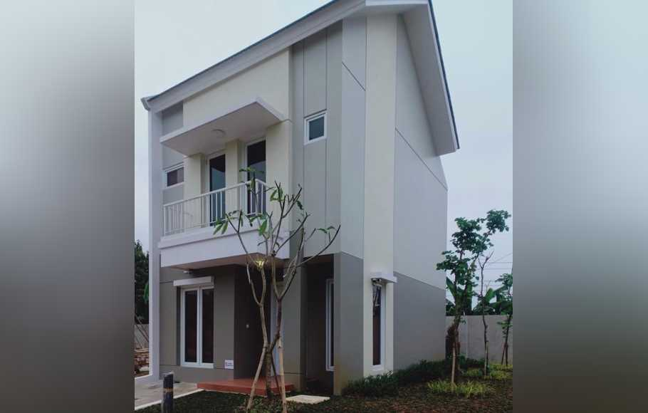 Rumah contoh Synthesis Homes.