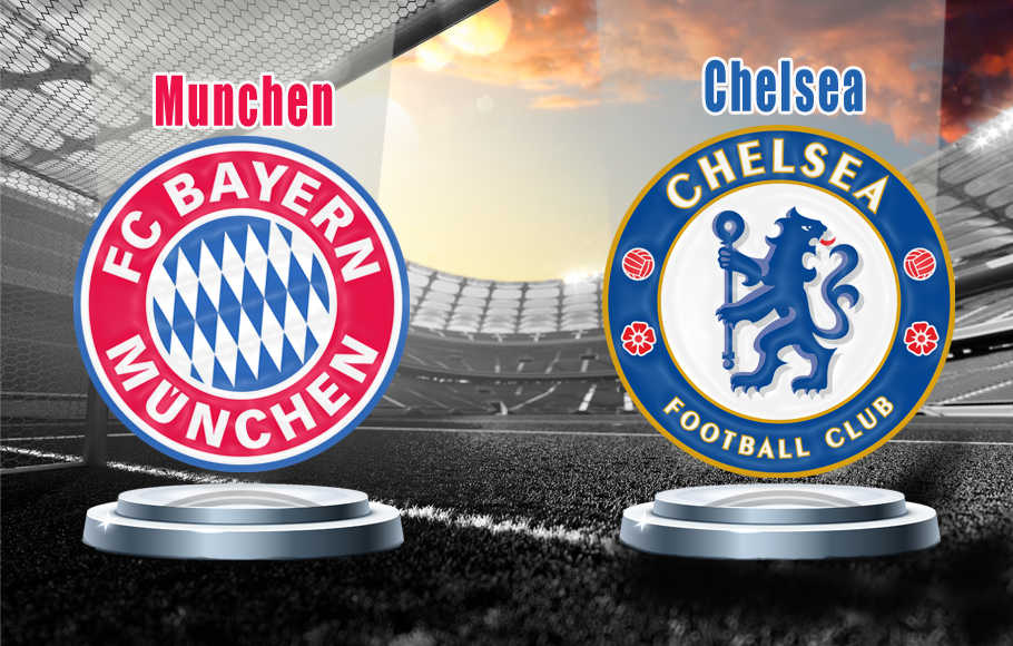 Preview Bayern Muenchen vs Chelsea.