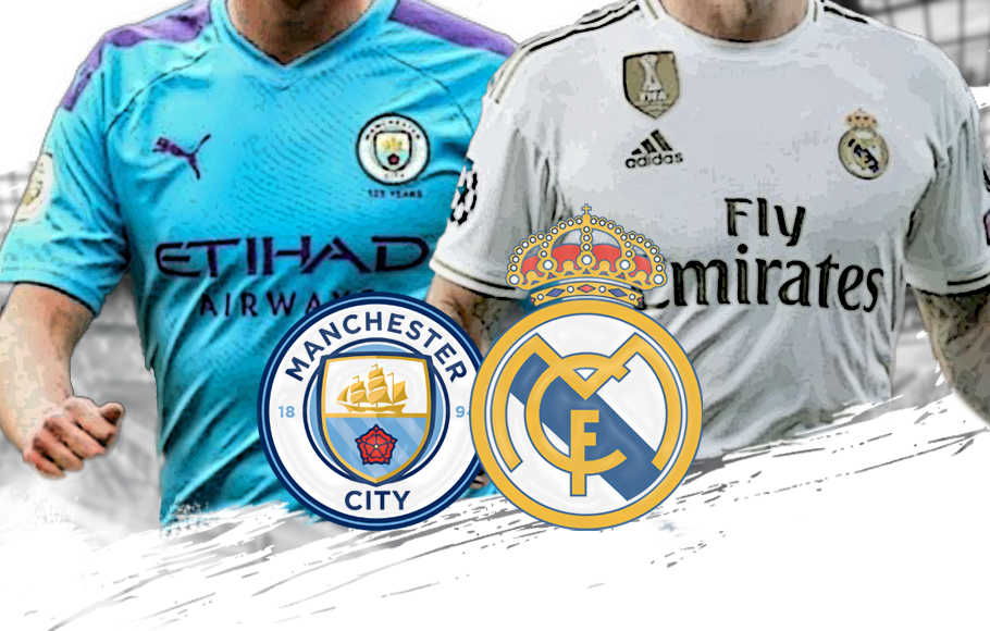 Preview Manchester City vs Real Madrid.
