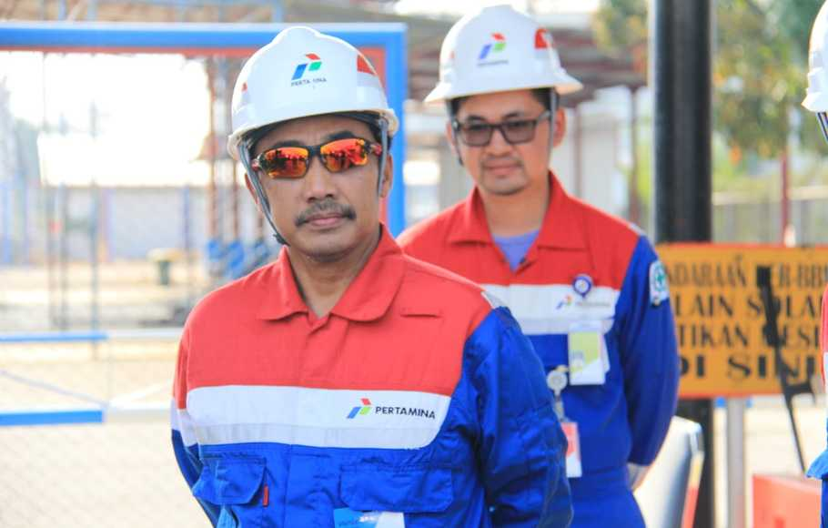 General Manager PT Pertamina Hulu Mahakam (PHM), 