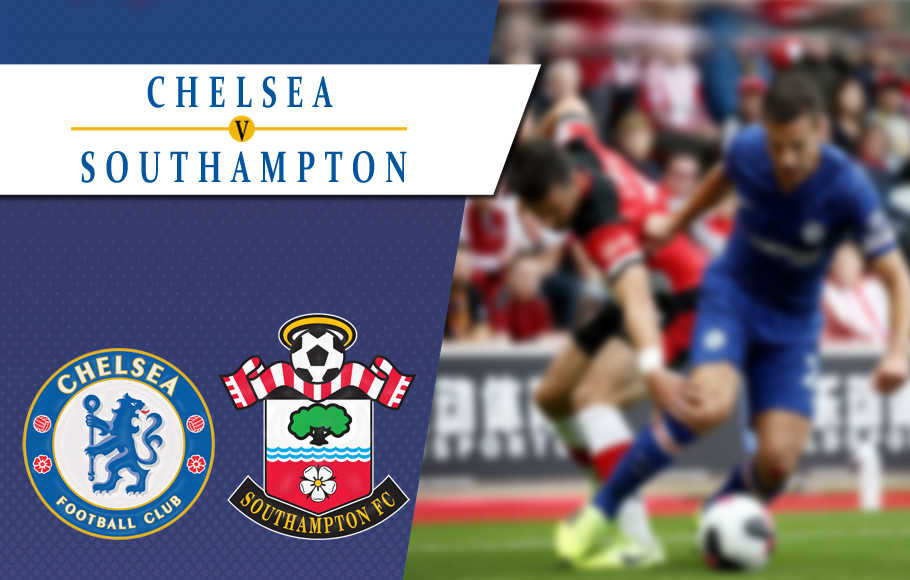 Preview Chelsea vs Southampton.