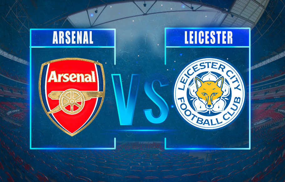 Preview Arsenal vs Leicester City.