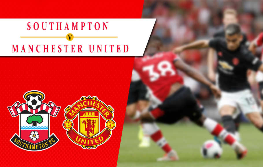 Preview Southampton vs Manchester United.