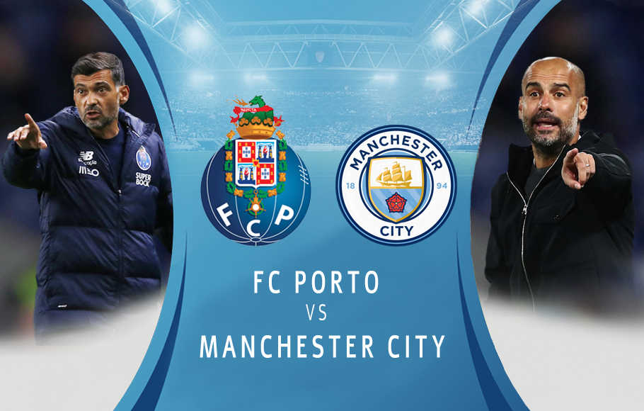 Preview FC Porto vs Manchester City.