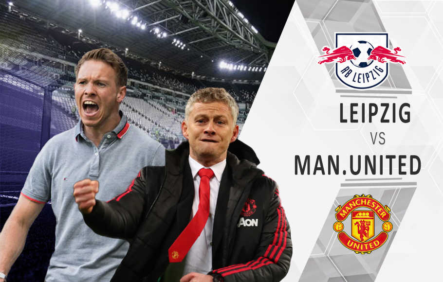 Preview Leipzig vs Manchester United.