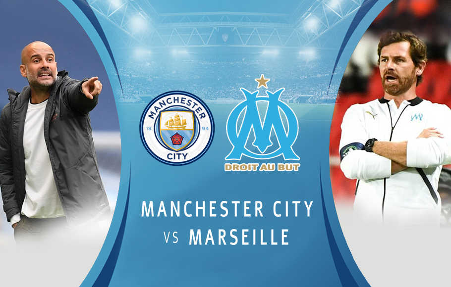 Preview Manchester City vs Marseille.
