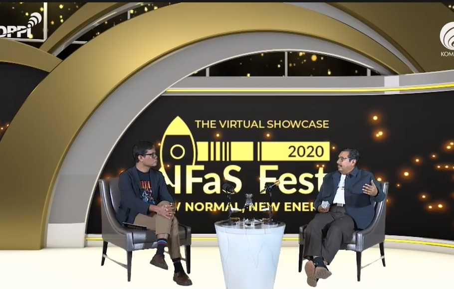 Innovations of Frequency and Standardization Festival (IFaS-Fest) 2020 mengusung tema Adaptasi Kebiasaan Baru