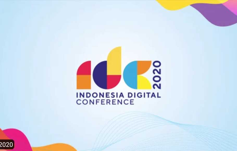 Indonesia Digital Conference 2020.