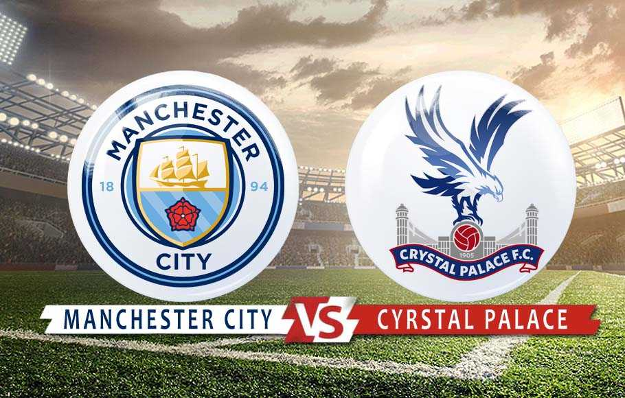 Preview Manchester City vs Crystal Palace.