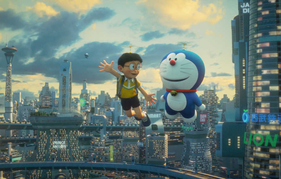 Film Stand by Me Doraemon 2.