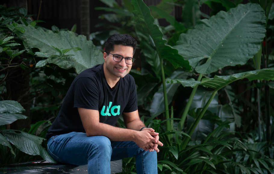 Co-Founder and CEO Ula, Nipun Mehra.
