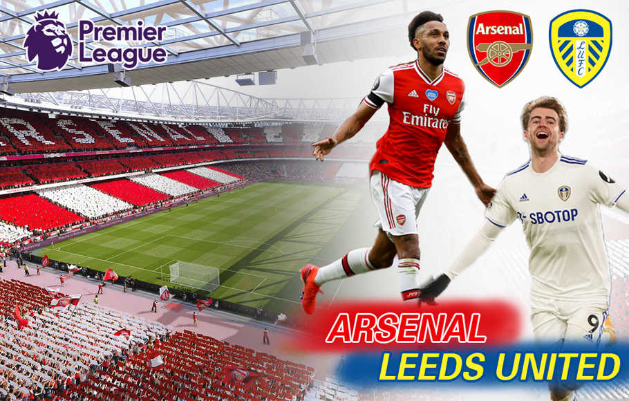 Preview Arsenal vs Leeds United.