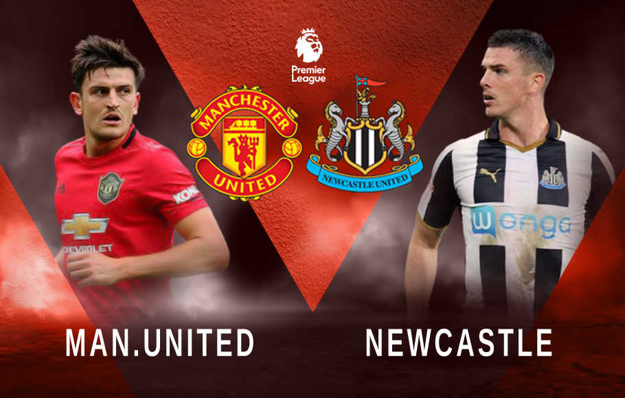 Preview Manchester United vs Newcastle.