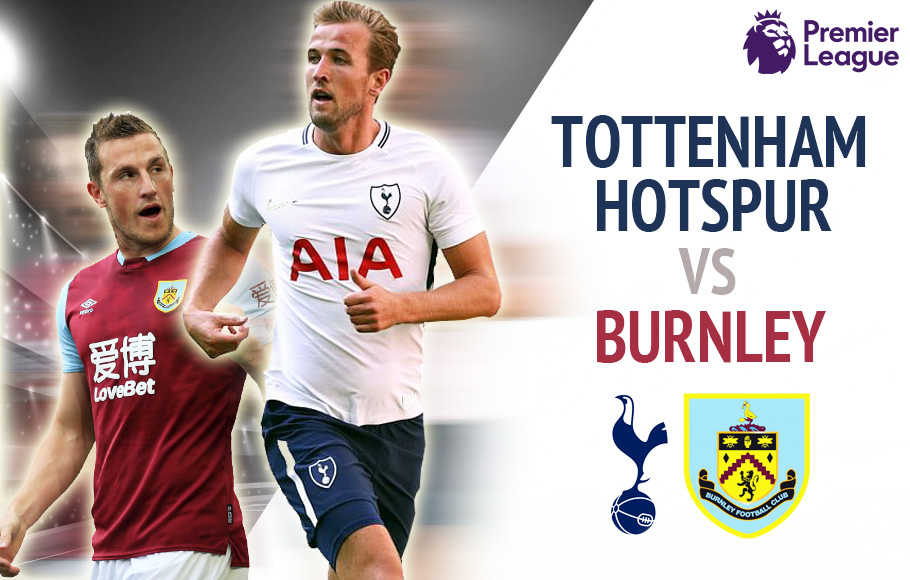 Preview Tottenham Hotspur vs Burnley.