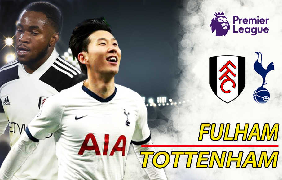 Preview Fulham vs Tottenham Hotspur.
