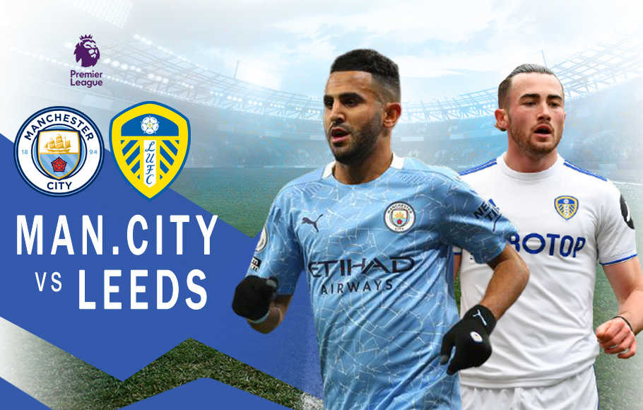 Preview Manchester City vs Leeds United.