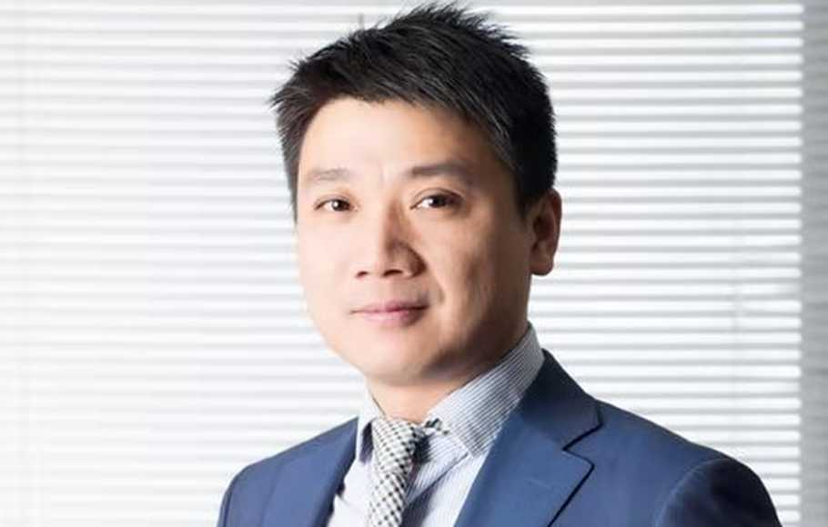 CEO Huawei Indonesia Jacky Chen.
