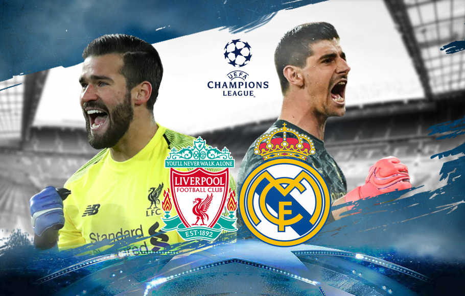 Preview Liverpool vs Real Madrid.