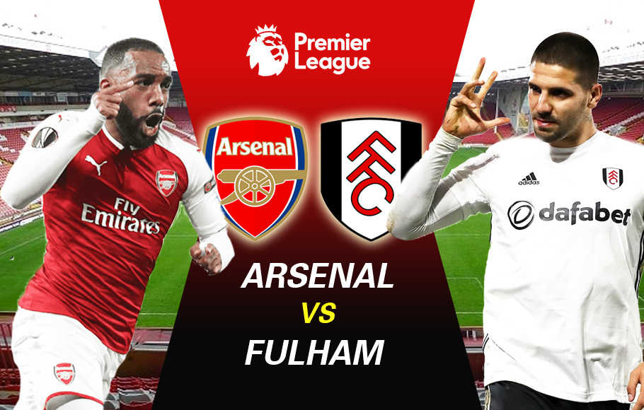 Preview Arsenal vs Fulham.