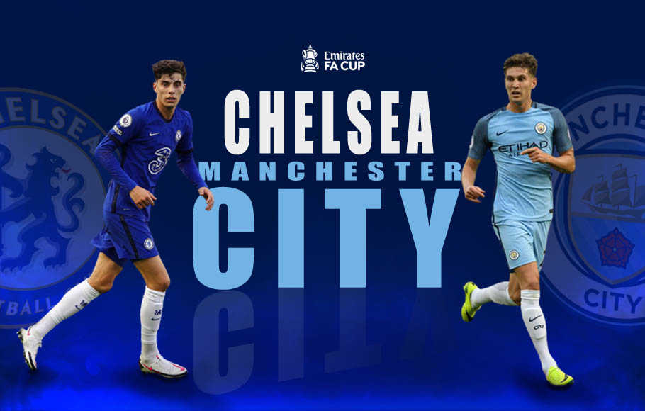 Preview Chelsea vs Manchester City.