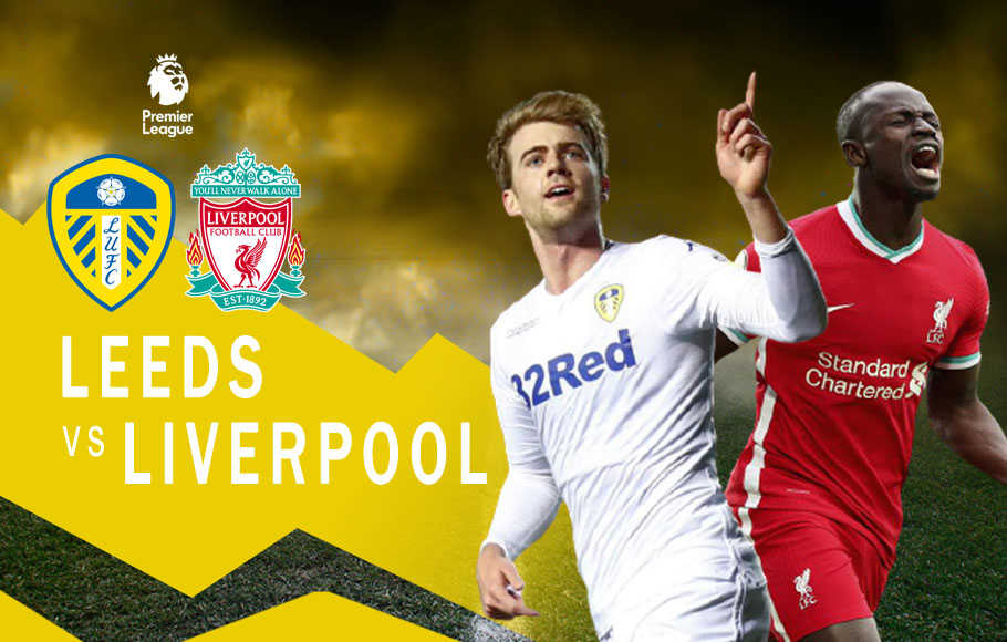 Preview Leeds United vs Liverpool.