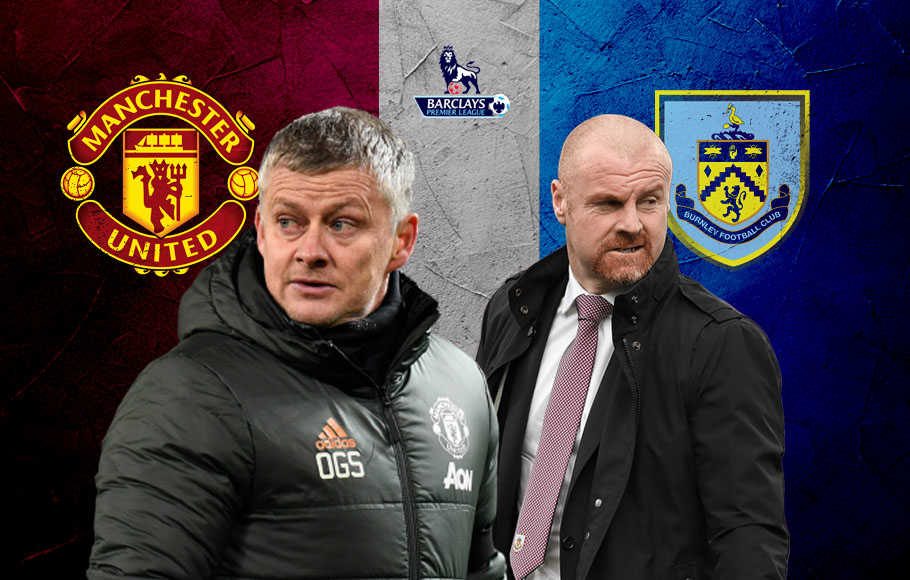 Preview Manchester United vs Burnley.