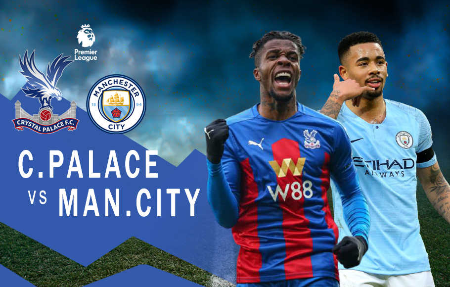 Preview Crystal Palace vs Manchester City.
