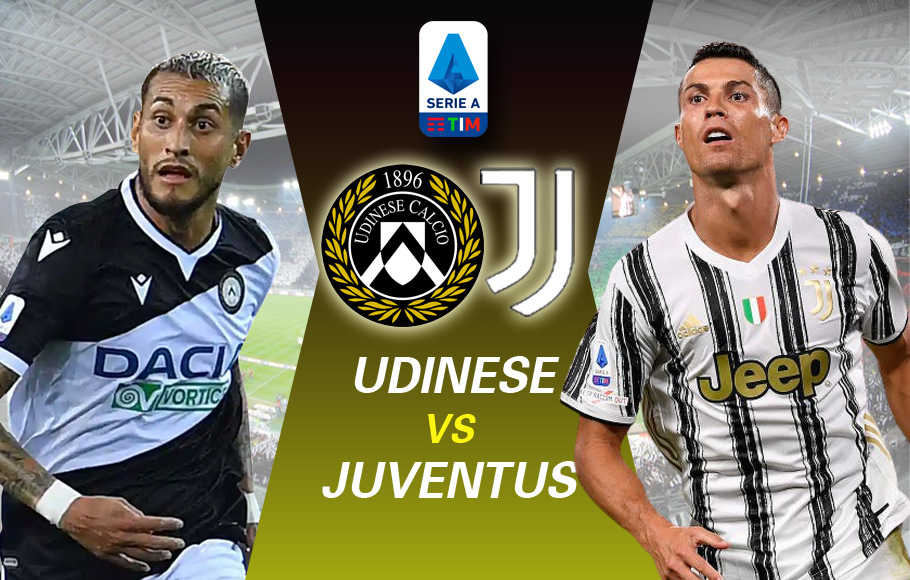 Preview Udinese vs Juventus.