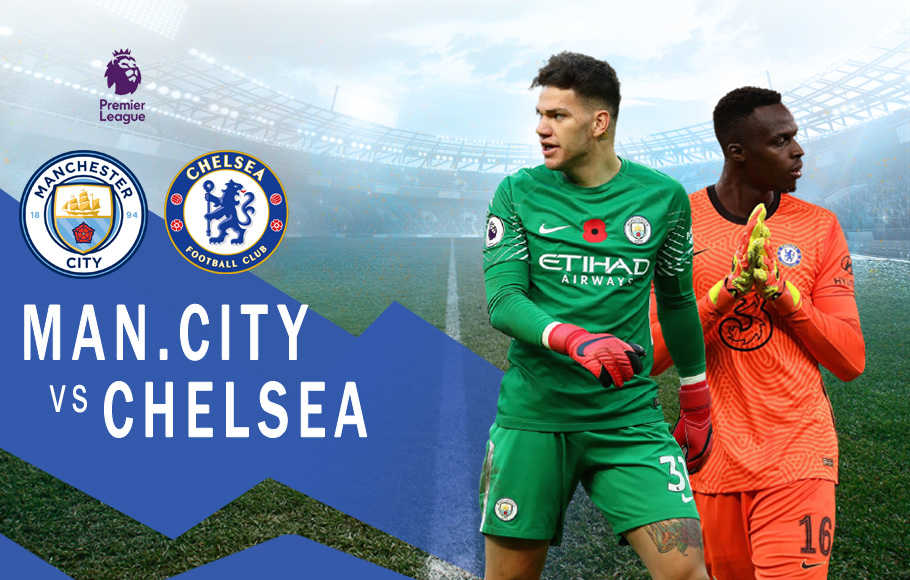Preview Manchester City vs Chelsea.