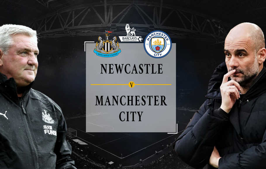 Preview Newcastle vs Manchester City.