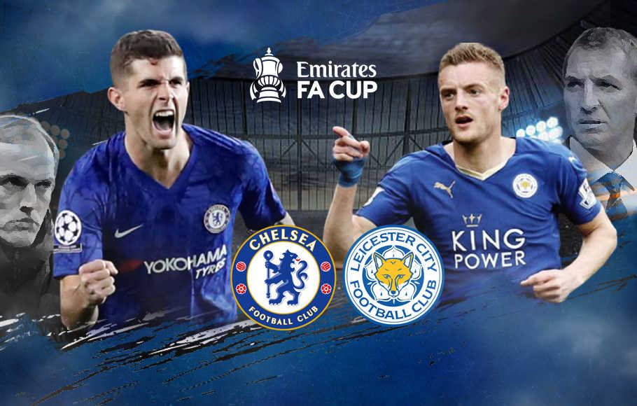 Preview Chelsea vs Leicester City.