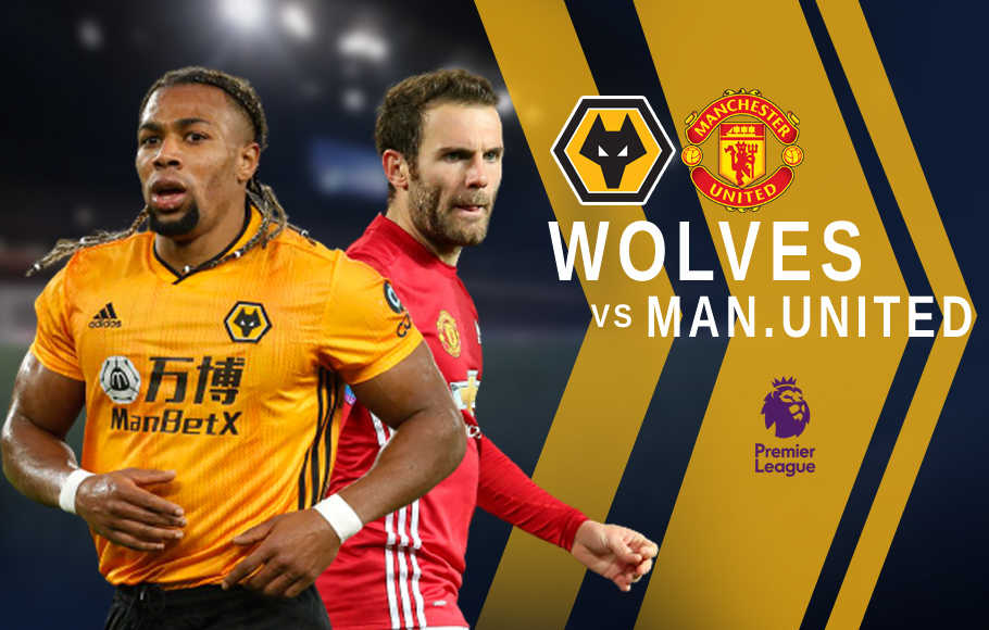 Preview Wolverhampton vs Manchester United.