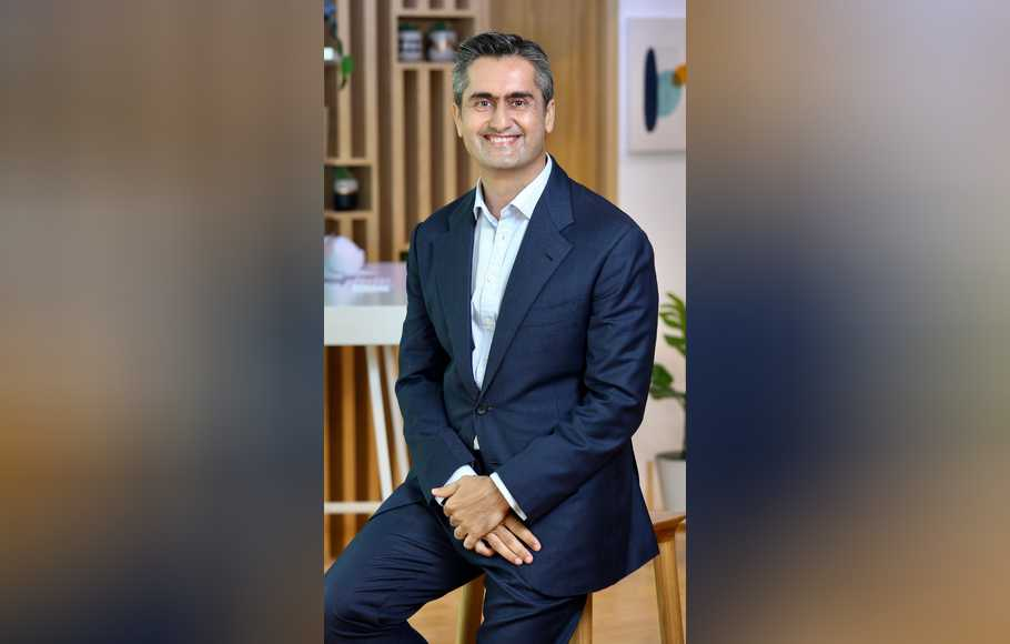 Group Country Manager, Regional Southeast Asia Visa, Tareq Muhmood.
