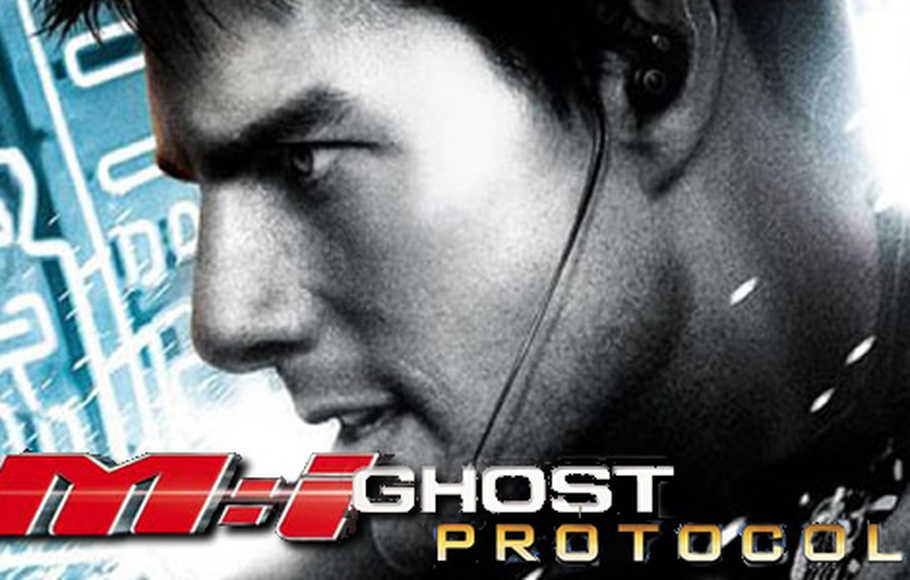 Mission Impossible: Ghost Protocol.