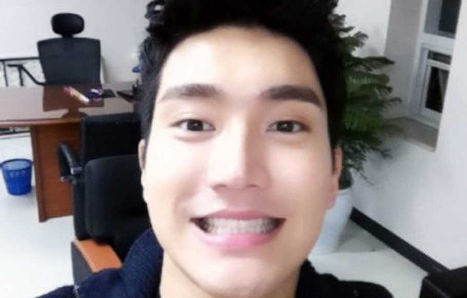 Siwon Super Junior.