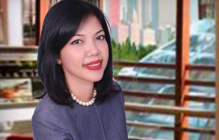 Country Chair MDRT Indonesia, Lucy Dewani