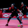 Ahsan/Hendra Juara BWF World Tour Final 2019