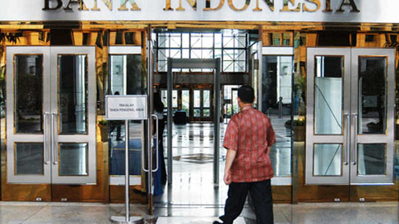 Bank Indonesia. Foto: Uthan A Rachim