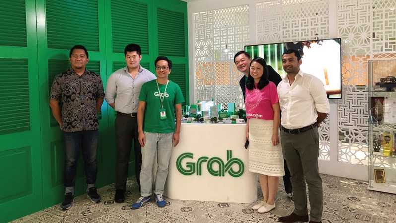 Grab luncurkan Grab Ventures. Foto: IST