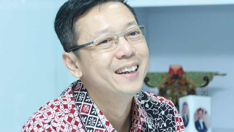 LAKSANA BUDIWIYONO, Country Manager Trend Micro Indonesia. Foto: Investor Daily/EMRAL